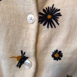 Gap Brand Floral Cardigan